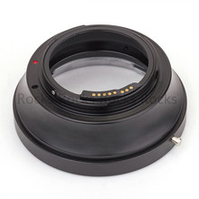 US Local Pixco GE 1 AF Confirm Lens Adapter Suit For Pentax 645 Lens to Canon