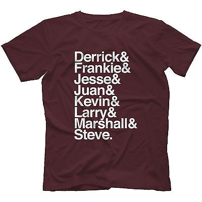 Detroit Techno Legends T-Shirt 100% Cotton Frankie Knuckles yangyiyang top tees(China (Mainland))