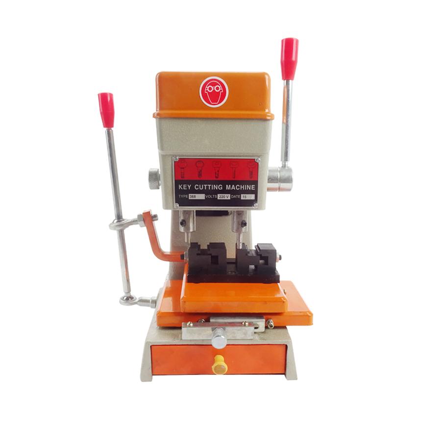 Free shipping by DHL 368A key cutting duplicated machine,220V/110V ,locksmith tools.200w.key machine(China (Mainland))