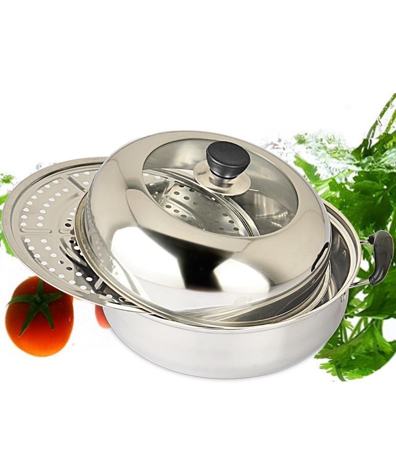 big cooking pots promotion shop for promotional big. Black Bedroom Furniture Sets. Home Design Ideas