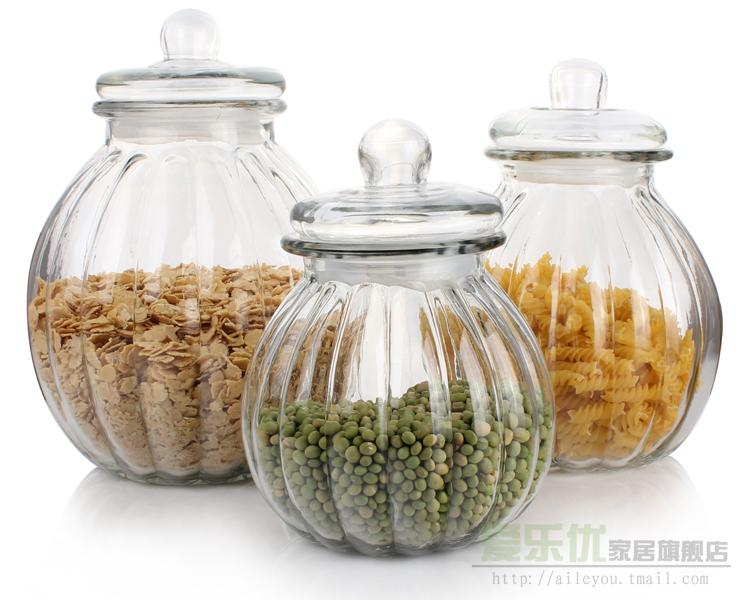 Cans Bottle Pickle Jar