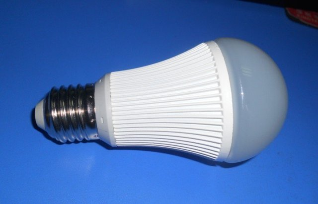 7W SMD LED bulb,AC85V-265V input, 15pcs SMD 5630 led