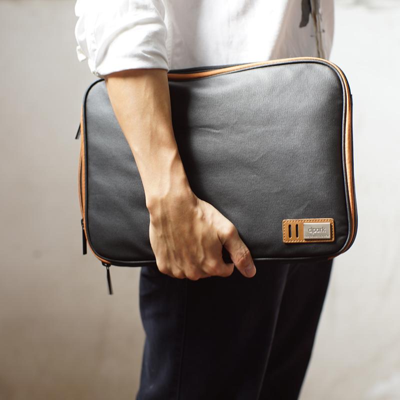 2017 New Men Laptop Sleeve 13 Inch Laptop Bags Case Xiaomi Air Black Notebook Bag Macbook Air 11 13 Pro Retina 13 Inch