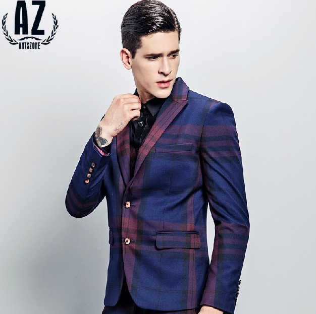 Compare Prices on Blue Suit Jacket- Online Shopping/Buy Low Price