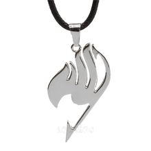 Hot Anime Fairy Tail Necklace Alloy Neutral Pendant Cosplay
