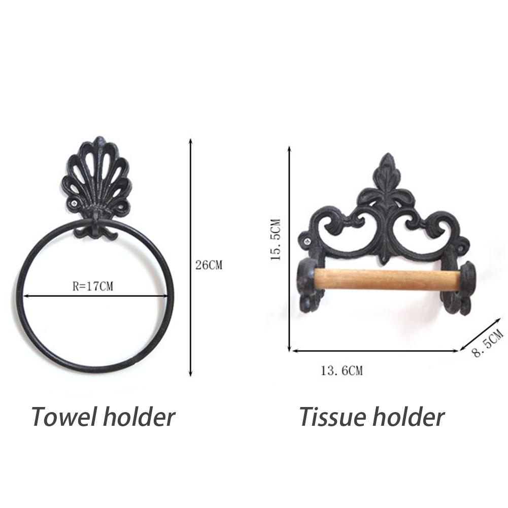 Гостиная Легко крепление подставка для салфеток Винтаж Хранения Roll бумага висит aeProduct.getSubject()