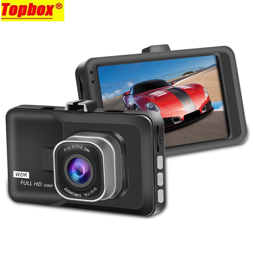 Original Car Dvr Full HD 1080p Recorder 3.0 inch Dashcam Car Camera Video Registrator G-sensor Camcorder Dash Cam Black Box(China (Mainland))