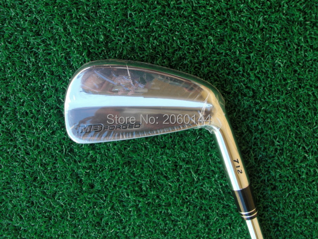Brand New MB712 Iron Set MB712 Golf Forged Irons Golf Clubs 3-9Pw(8PCS) Regular/Stiff Flex Steel Shaft With Head Cover(China (Mainland))