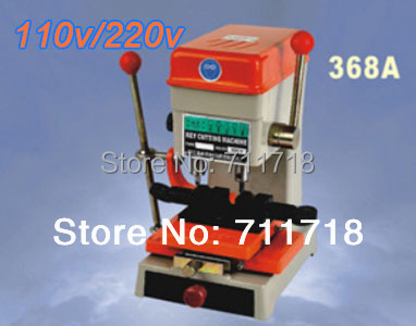 DeFu-368A Duplicate Key Cutting Machine(China (Mainland))