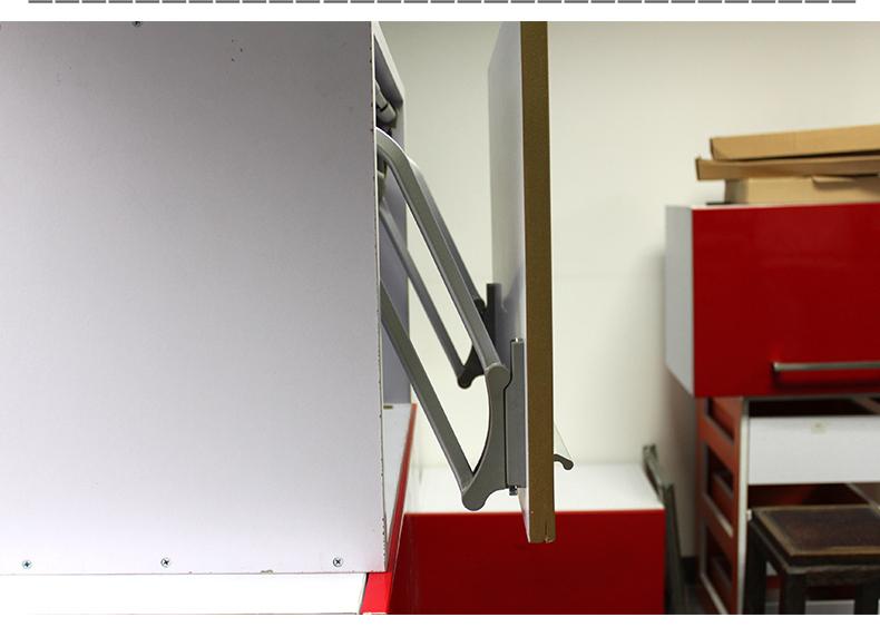 New Closet Cabinet Soft Close Lift Up Gas Support Cupborad Hinge Damper # HM28(China (Mainland))