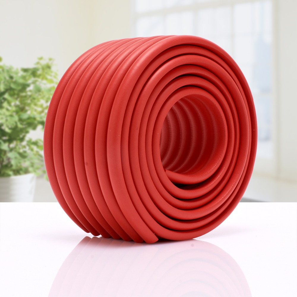 200cm Universal Article Child Baby Safety Products Glass table Edge Furniture Guard Strip Horror crash Corner Bumper 3M - Shoping Center store