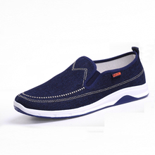 Sping Summer Style 2016 Fashion Men Canvas Shoes Men Casual Shoes Comfortable Breathable Loafers Men Flats Shoes