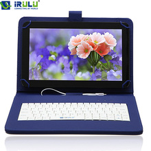 "iRULU eXpro X1c 10.1"" A9 Quad Core 512MB 8GB Android 4.4 PC Tablet Computer HDMI WIFI Black Plate with Keyboard Case(China (Mainland))"