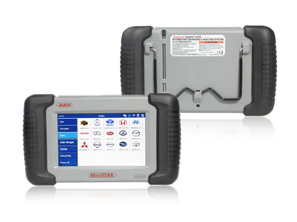 2014 new version 1000% original Autel maxidas ds708 auto Diagnostic System ds708 free update online+Multi-Language(China (Mainland))