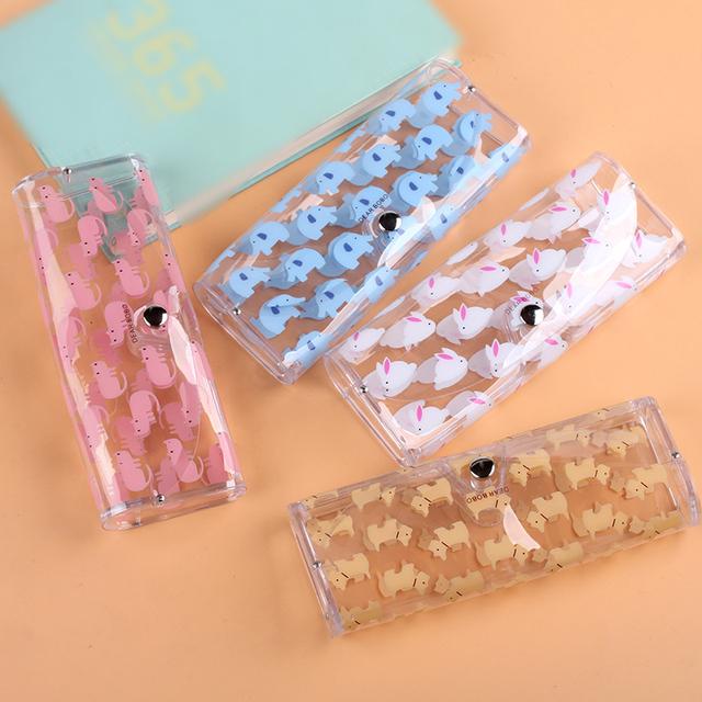 Корейской версии очаровательны хрустальные бокалы коробка, Стекла окна мультфильм ...