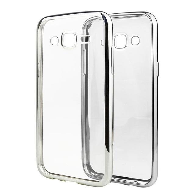 Etui Samsung J5 Transparent różne odcienie
