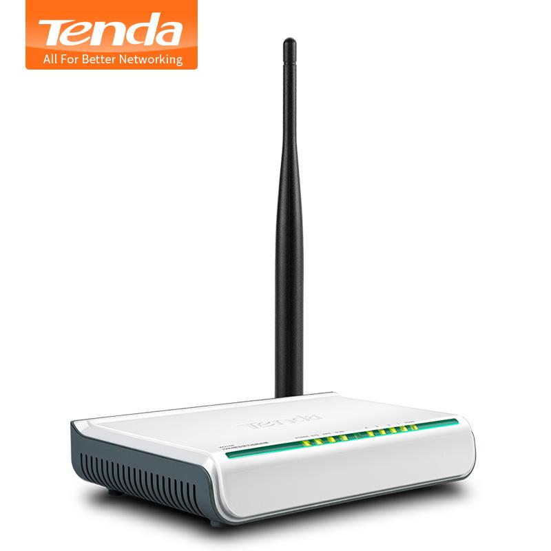 Tenda W311R Home Wireless WiFi Router,Wi-Fi Repeater,Powerful BROADCOM Chip,Russian/ English Firmware,1WAN+4LAN Ports,Easy Setup(China (Mainland))