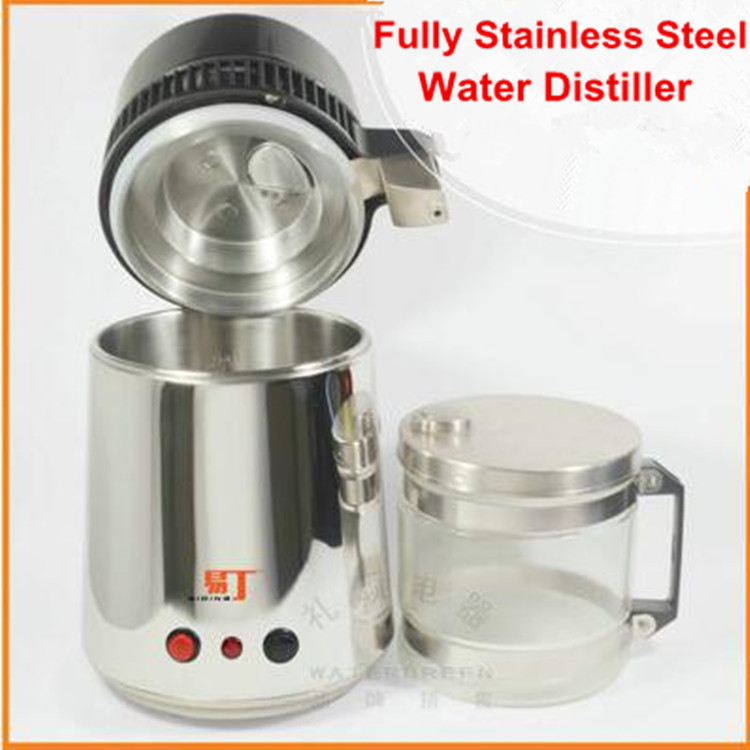 Camping Water Distiller ~ Popular pure filtered water buy cheap