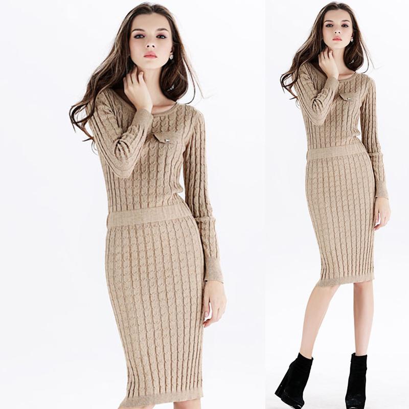 Women S Knit Dresses - KD Dress