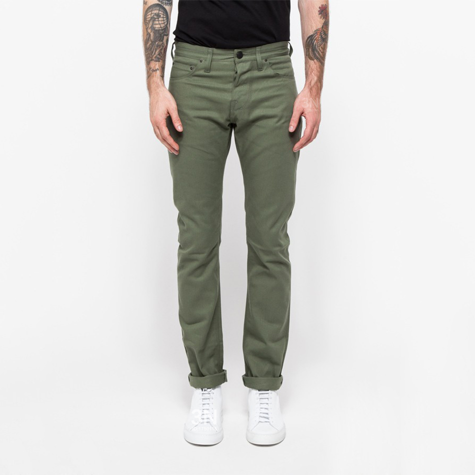 Green Jeans For Men - Is Jeans