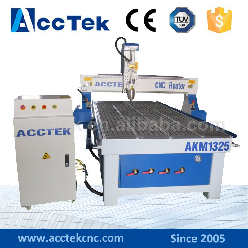 Good quality AccTek AKM1325 multifunctional 3d used engraving machines for sale(China (Mainland))