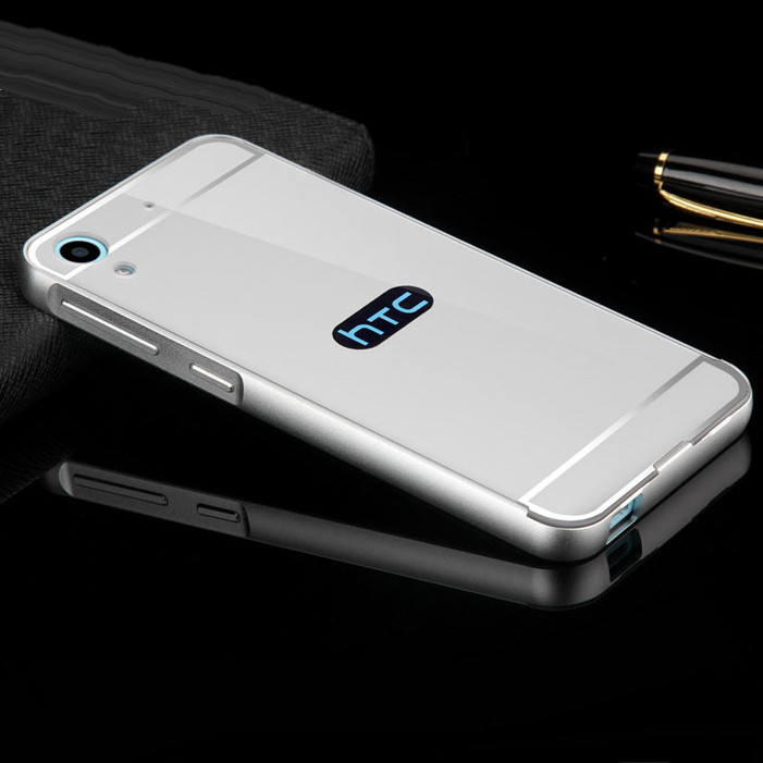 For HTC Desire 626 Case slim Aluminum Frame PC Back Cover mobile phone Covers Protective Cases For HTC Desire 626 626w 626d 626g(China (Mainland))