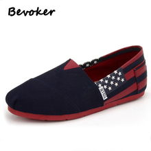 Buy Bevoker Women Loafers Canvas Shoes Fashion Slip On Woman Flats Breathable Shoes Casual Canvas Espadrilles Unisex Driving Shoes for $33.66 in AliExpress store