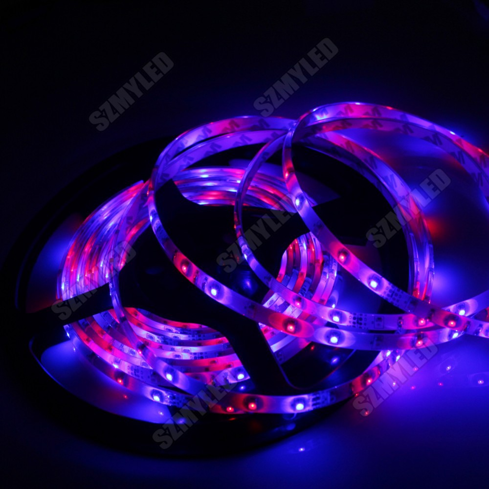 60 leds m 15m led strip 3528 smd waterproof ip65 rgb led. Black Bedroom Furniture Sets. Home Design Ideas