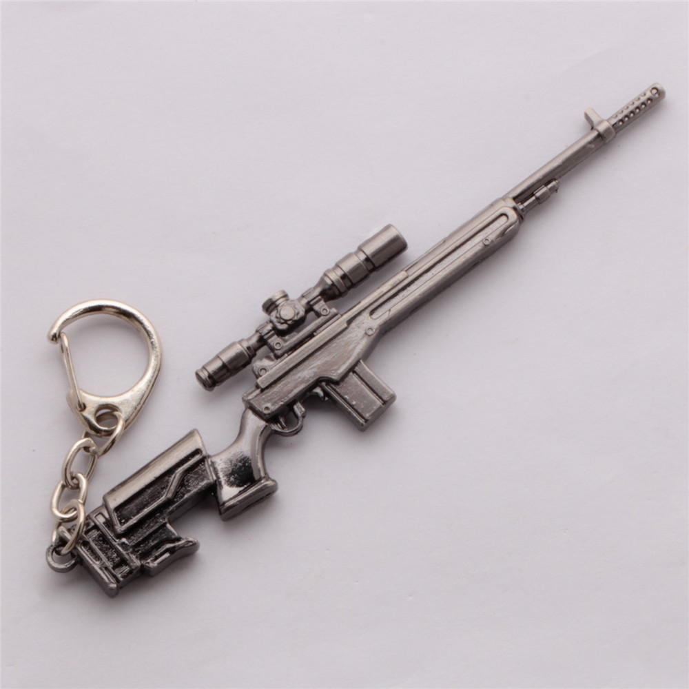Sniper rifle M40 Christmas gift for men keychain free shipping ST56004(China (Mainland))