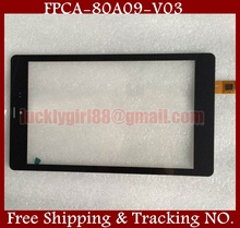 Original 8″inch Tablet FPCA-80A09-V03 Touch Screen for CHUWI VX8 3G Intel Z3735 Touch Panel Digitizer Glass Sensor Replacement