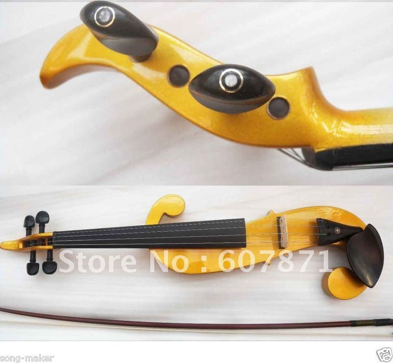 Скрипка Yinfente 4/4 #16 4 4 violin neck maple wood hand carve sheep head master yinfente 10 string