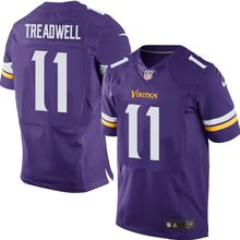 2016 elite Men Minnesota Vikings 5 Teddy Bridgewater 28 Adrian Peterson 22 HARRISON SMITH Diggs Purple/White 11 Laquon Treadwell(China (Mainland))