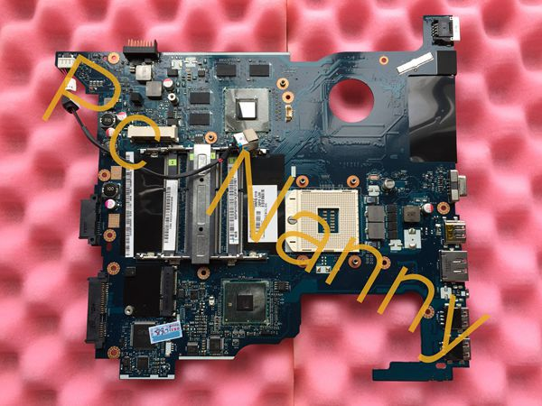 laptop motherboard for acer aspire 5943g MBPWH02001 NCQF0 LA-5981P hm55 ATI Mobility Radeon HD 5850 with good quality(China (Mainland))