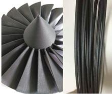 100g/bag Carbon Fiber 3D Printer Filament Acid-Alkaline Resistant high Strengt 1.75mm Special Material With Excellent Stiffness