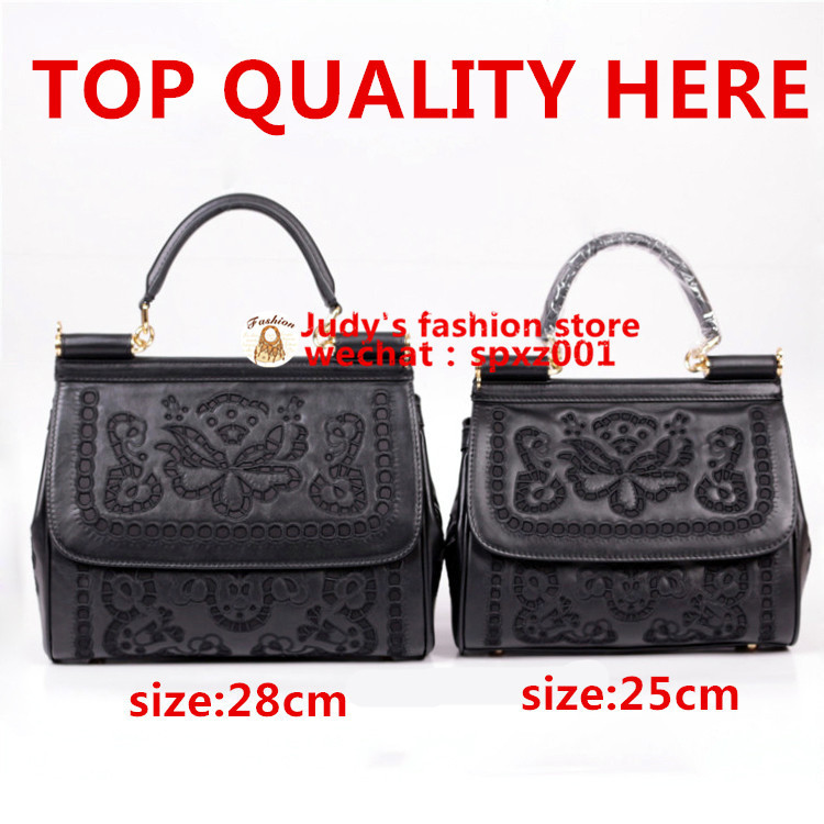 2015 Italian brand 1:1 Guaranteed 100% genuine cowhide hollow out Women Famous Brand Luxury Leather Tote Bags Free Shipping(China (Mainland))