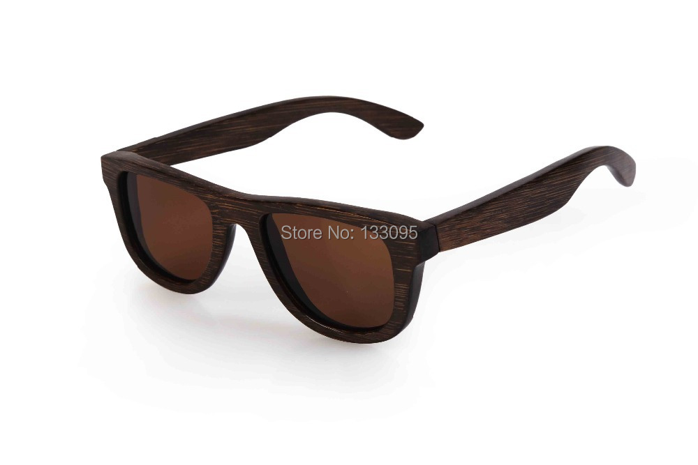 New 2015 Bamboo Sunglasses small size bamboo Wooden Sunglasses uv400 polarized lens sunglasses(China (Mainland))