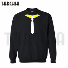 TARCHIA 2016 Free Shipping Fashion Style fashion casual Parental men women hoodies 3D print neckwear sweatshirt homme boy like