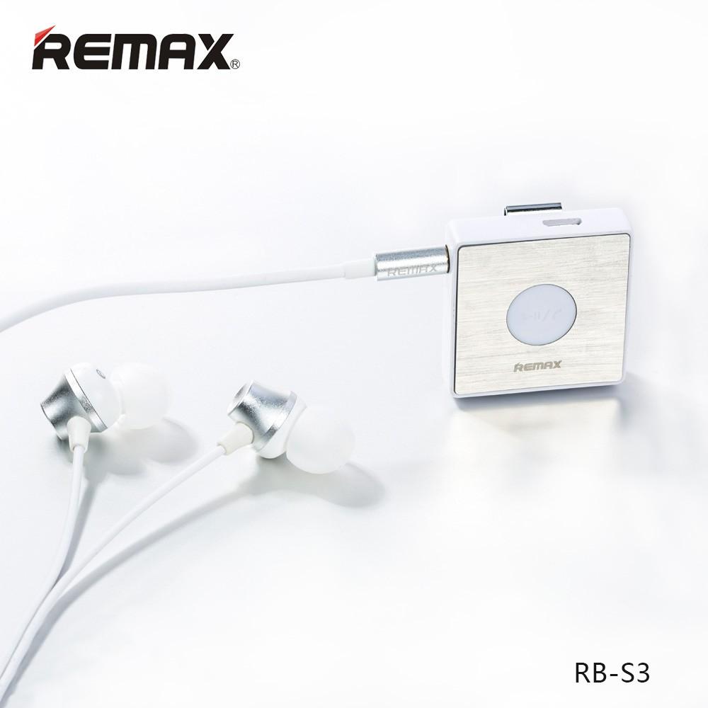Original Stereo Remax S3 font b Wireless b font Bluetooth Earphone headset font b Earbuds b
