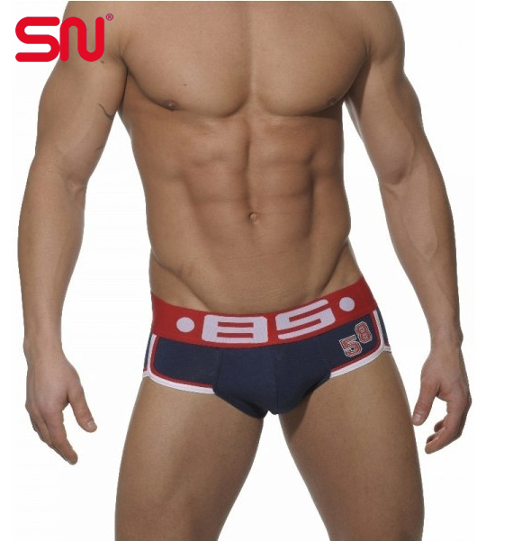HOT Selling Men Briefs Underwear Cotton Cueca Sexy Calzoncillos Hombre Slips Ropa Interior Homme Underwear Men