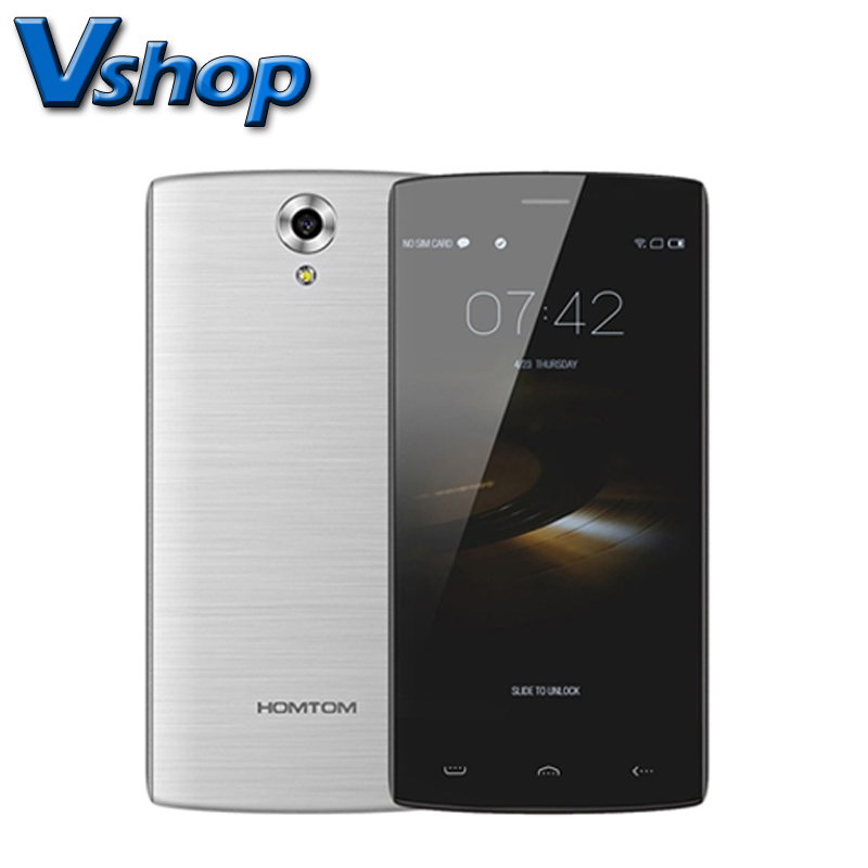 Original HOMTOM HT7 HT7 Pro 5.5 inch Android 5.1 ROM 16GB RAM 2GB MTK6735p Quad Core 1.3GHz 4G LTE Cellphone Dual SIM FM 3000mAh(China (Mainland))