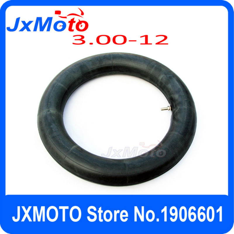 Free shipping Inner Tube for dirt bike Pit bike 12 inch rear wheel 3.00-12 Inner tube(China (Mainland))