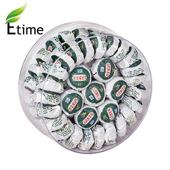 puer tea Promotion Compressed Fragrance Liquorice Chinese Tea pu erh tea Pure Natural Flavor Taste Louts leaf ripe tea ETH223(China (Mainland))