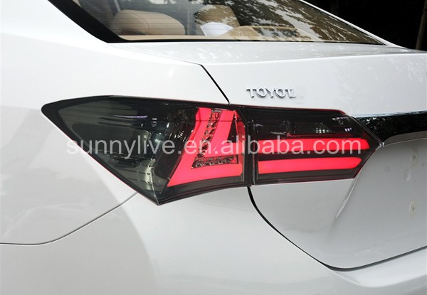 posts toyota corolla altis led tail light 2014 up youtube toyota ...