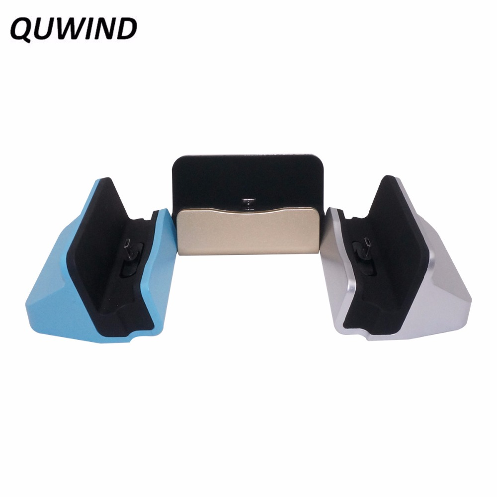 QUWIND Portable Desktop Micro Usb Cradle Dock Charger Charging Station For Samsung Andriod(China (Mainland))