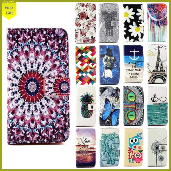 Flip Leather Cell Phone Case Cover For Microsoft Nokia Lumia 535 Dual SIM Case Original Wallet Phone Bag Protective Back Cover(China (Mainland))