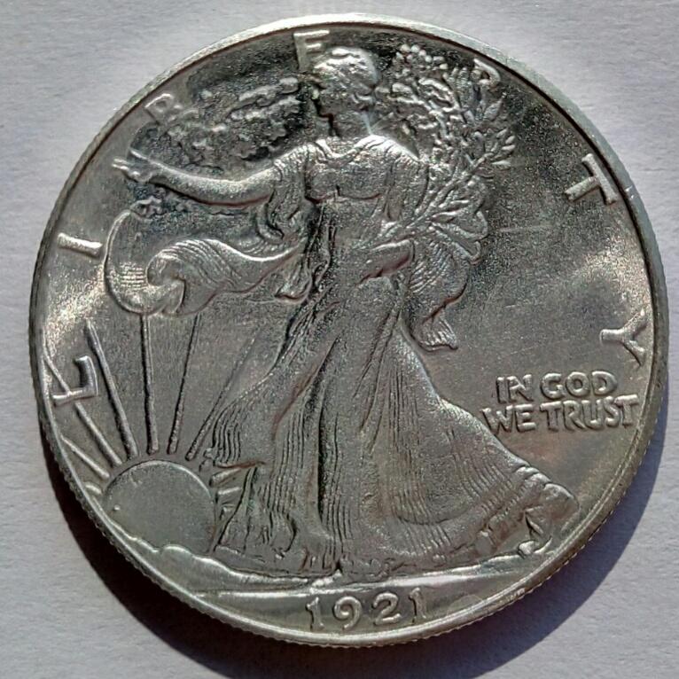 1 Dollar Silver Coin 1896 1896 E Pluribus Unum One Dollar