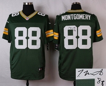 N-13 2016 high quality,Green Bay Packers,Jordy Nelson,Ty Montgomery(China (Mainland))