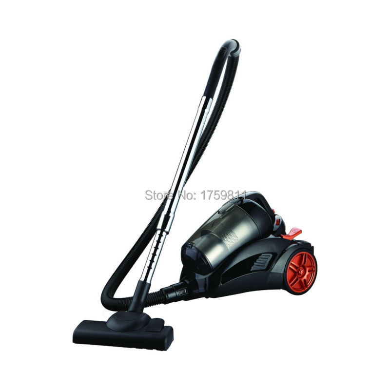 2015 New Design Dry Bagless Powerful Cyclonic Vacuum Cleaner for Household MD-702 Free Shipping(China (Mainland))