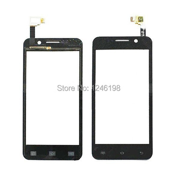 100% Original Touch Screen Digitizer THL W100 cell phone Black W100S panel Color free tools