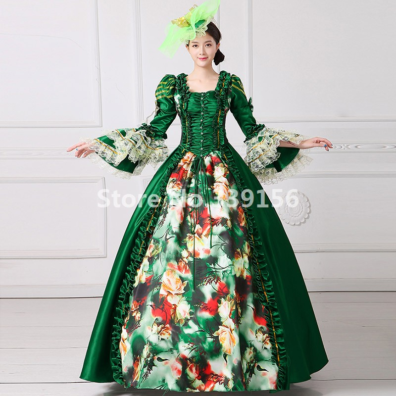 popular victorian masquerade ball gownsbuy cheap